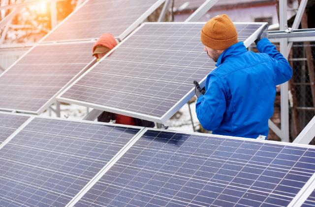 Instalacja paneli słonecznych w Kielcach